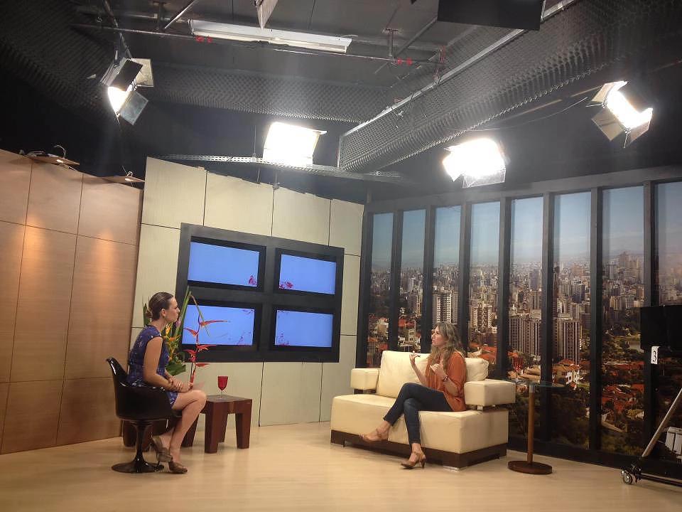 Entrevista Programa Revista da BHNews - Fernanda