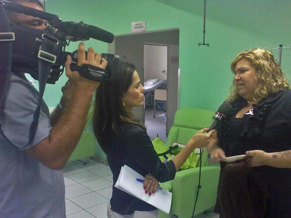 Entrevista Rede Minas - Ana Tompa