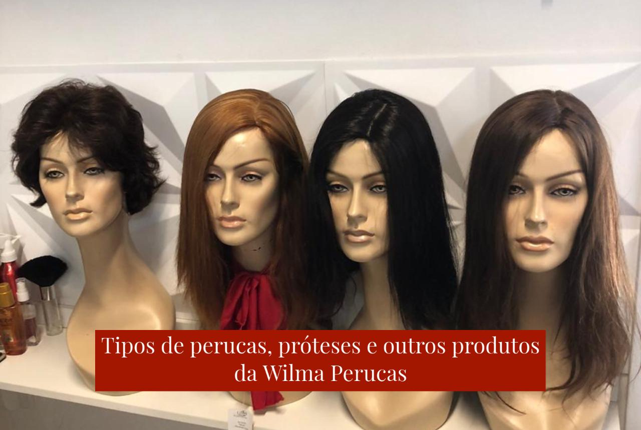 Tipos de perucas
